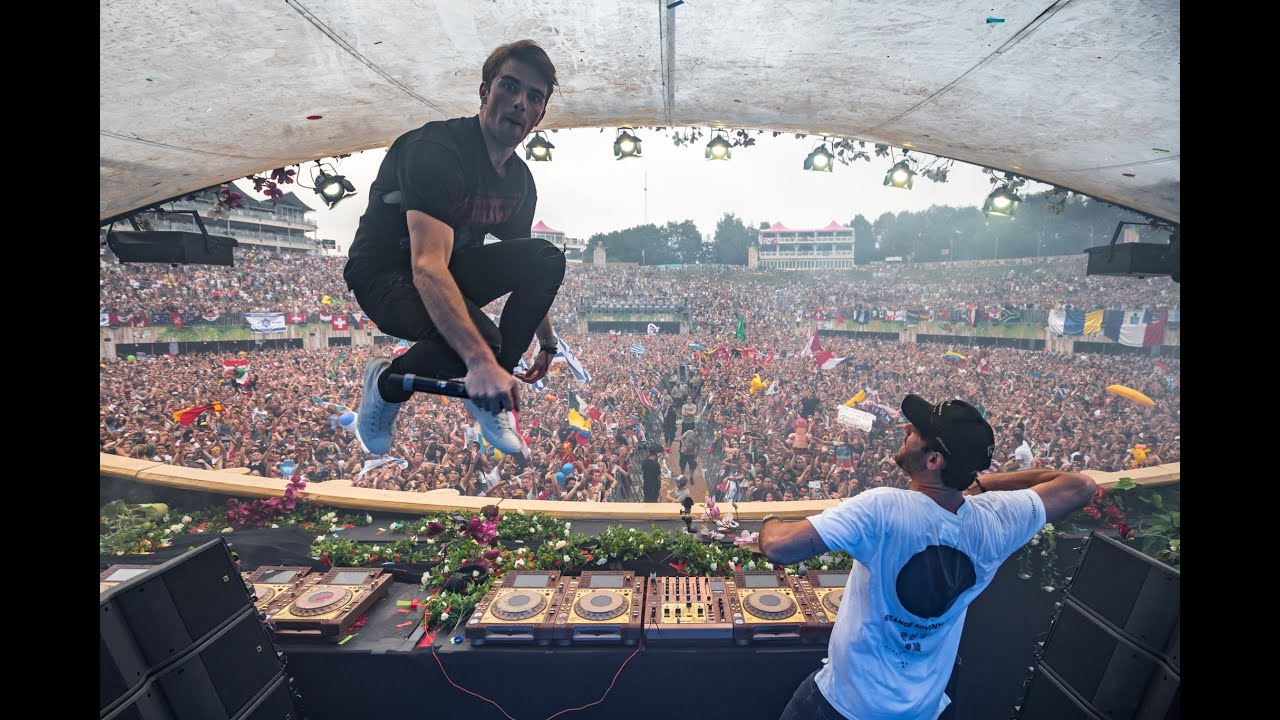The Chainsmokers - Live @ Tomorrowland Belgium 2016