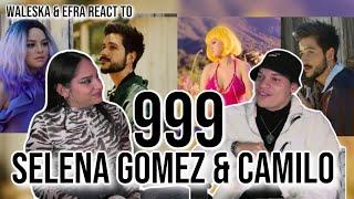 Latinos react to Selena Gomez, Camilo - 999 (Official Video)👀💜😮