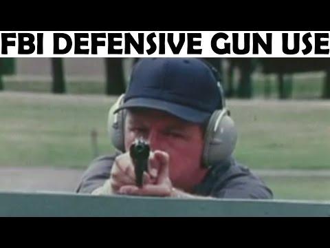 Defensive Gun Use - FBI SHOOTING FOR SURVIVAL