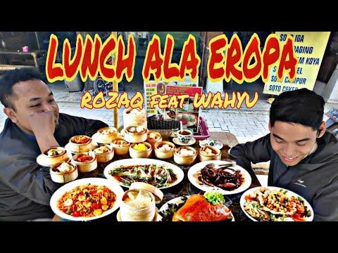 Lunch Ala EROPA , Ashiapppp !!!!