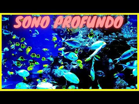Sono Profundo -Relaxar -Fundo do mar -Meditao -Musica Relajante-Meditation sound -Natureza - sv121