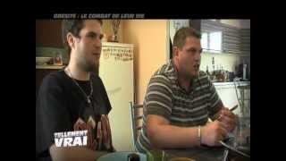 NRJ 12 - Tellement Vrai - Obésité Le Combat De Leur Vie - 25 Novembre 2012 - 2/4