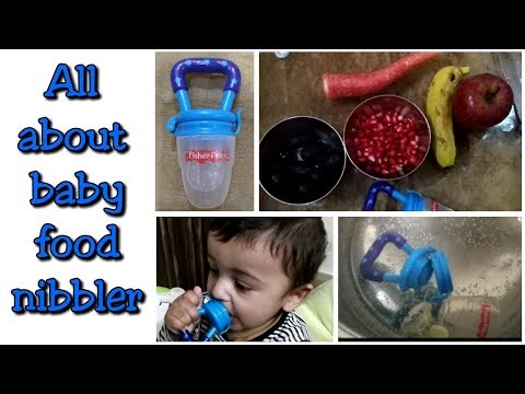 All about baby food nibbler | fruit and vegetables pacifier | fisher price nibbler review