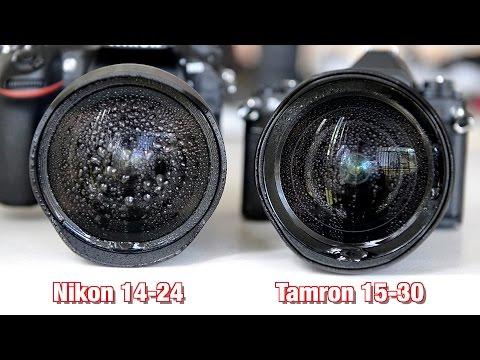 Tamron 15-30mm VC FULL REVIEW - vs Nikon 14-24mm
