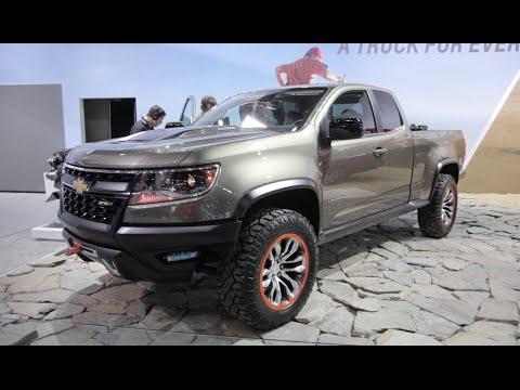 Chevrolet Colorado ZR2 - 2014 LA Auto Show