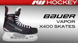 2017 Bauer Vapor X400 Skate Review