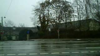 preview picture of video 'Kamera-Fahrt Rastatt-Niederbühl-Kuppenheim'