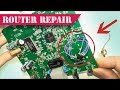 How to Flash Chip of a Router With a Programmer | TP-Link Router Repair & MAC address change