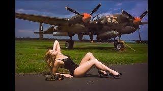 Истребитель локхид P-38 лайтнинг | Лучшие истребители союзников. Лайтнинг | Американские истребители
