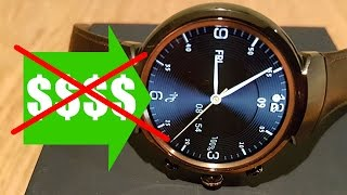 ASUS ZenWatch 3 Review: Low Price... Is it still good? | Kholo.pk