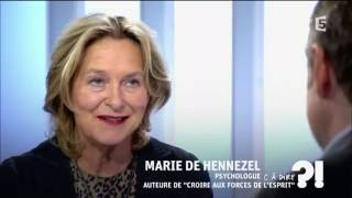 La dernière confidente de François Mitterrand – Marie de Hennezel #cadire 03-10-2016
