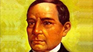 Canción A Benito Juarez