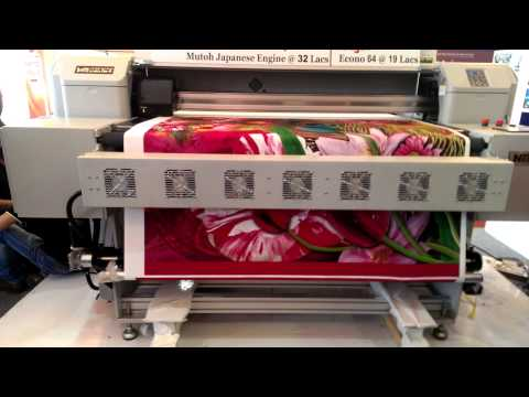 Negijet UV Flatbed printer - UVC