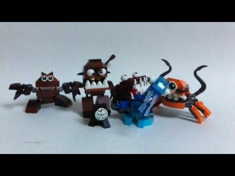 Vidéo LEGO Mixels 41515 : Kraw
