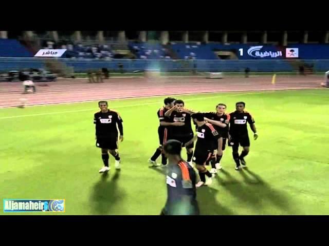 الشباب (2 - 2) الاهلي دوري زين السعودي