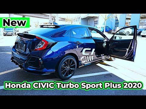 New Honda CIVIC Turbo Sport Plus 2020 Review Interior Exterior