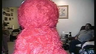 Elmo Visits Skylar On Her 3rd Birthday  9.19.11.avi