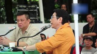 市民斥黃國健:你主子沒出聲你吵啥 民建聯無恥工聯會更無恥