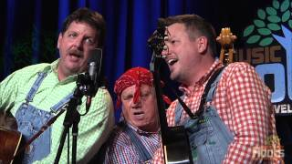 """Tennessee Mafia Jug Band """"Open Up Your Mouth (And Let the Moonshine In)"""""""