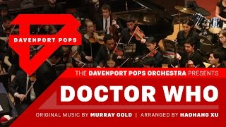Themes from Doctor Who (Murray Gold) - DPops