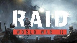 RAID: World War 2   Reveal Trailer (2017)