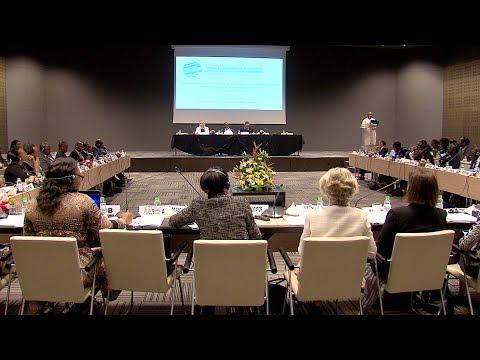 العرب اليوم - شاهد: البلدان الأفريقية تجتمع في مراكش ضمن الاجتماع الإقليمي