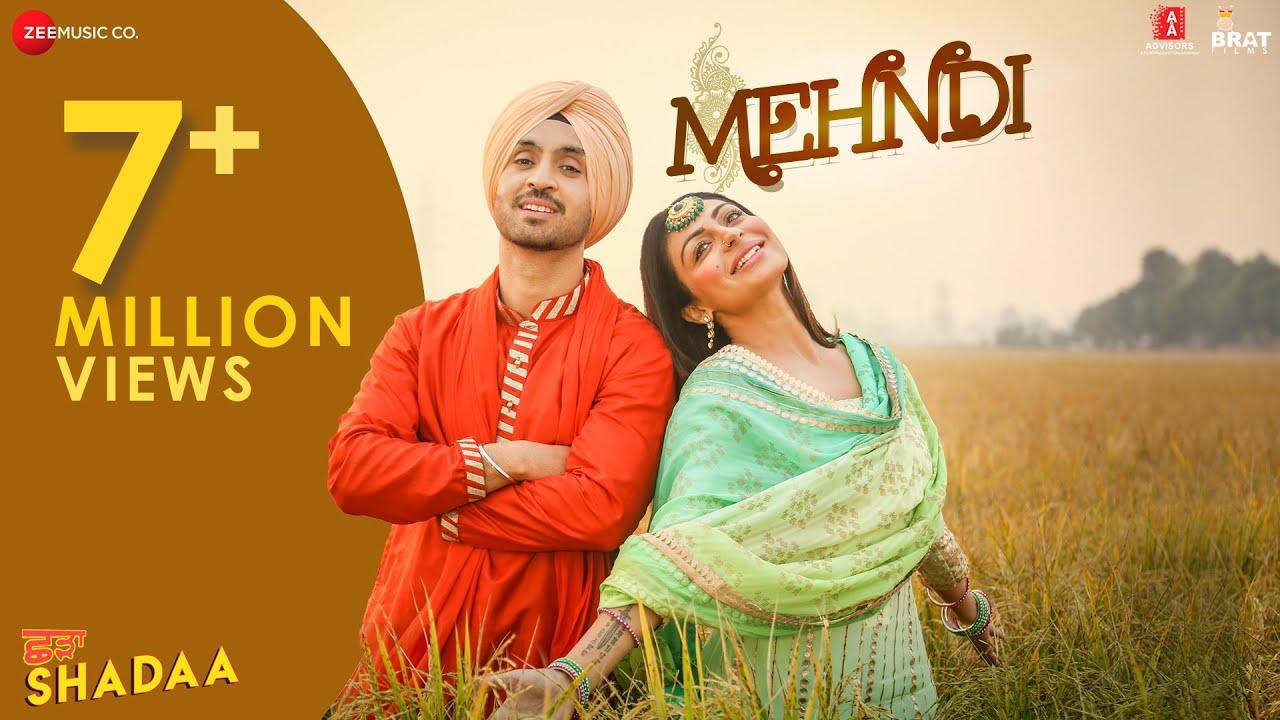 Mehndi mp3 Song