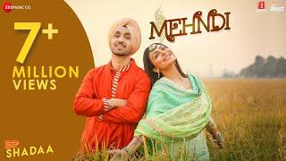 MEHNDI - SHADAA | Diljit Dosanjh & Neeru Bajwa | Shipra Goyal | 21st June | Punjabi Romantic Song