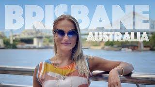 Um Dia Em Brisbane - Vlog De Viagem Na Austrália