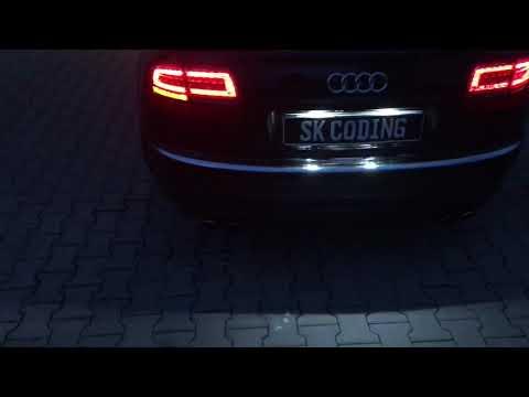 Audi A8 dynamisches Blinken
