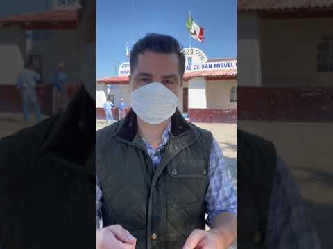 CHELO GARCÍA EXHORTA AL AYUNTAMIENTO DE PUEBLA A RECONOCER SAN MIGUEL ESPEJO COMO JUNTA AUXILIAR