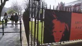 Travel: Manchester (Andy Warhol Exhibition)
