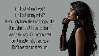 Bad Things   Machine Gun Kelly, Camila Cabello (Lyrics)