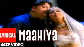 "Adnan Sami ""Mahiya"" Lyrical Video Song Feat. Bhumika"
