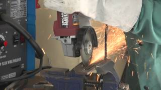 Welding Tractor Parts with the Modded Harbor Freight 90 Amp Welder