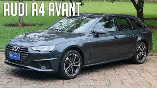 Avaliação: Audi A4 Avant