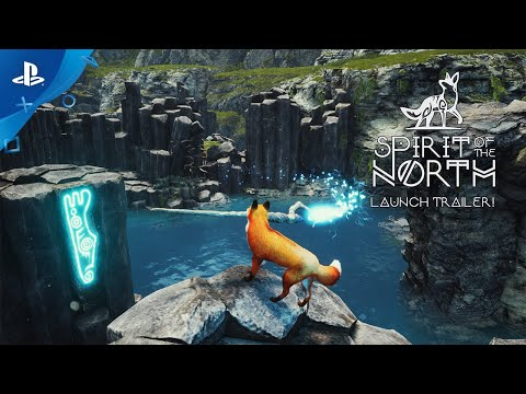 Spirit of the North - Launch Trailer | PS4 thumbnail