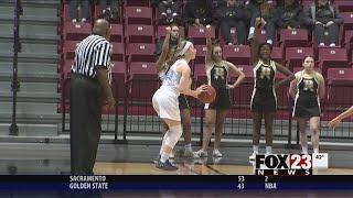 VIDEO - Bartlesville, Union, Sand Springs girls advance to regional finals