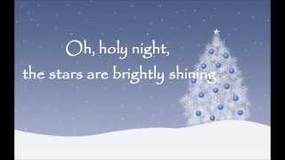 Oh Holy Night  -Mariah Carey version -with lyrics