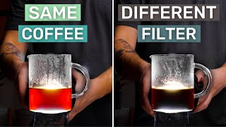 Which Type of Coffee Filter Should You Be Using? | Coffee Science
