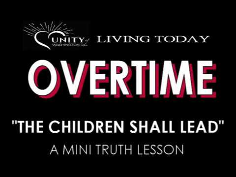 OVERTIME:  A Mini Truth Lesson