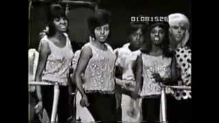 Dixie Cups - CHAPEL OF LOVE  ('Shivaree' 4-10-65)