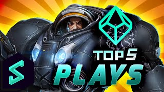 Top 5 Plays in Heroes of the Storm | Ep. 21 w/ Khaldor | HotS Gameplay | TGN Squadron