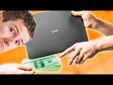The Laptop to Buy Right Now – LG Gram 2018 Review