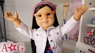 Z's All New Vlog! | #AGZCrew Episode 15 | American Girl