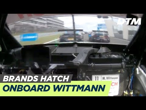 DTM Brands Hatch 2019 - Marco Wittmann (BMW M4 DTM) - RE-LIVE Onboard (Race 2)