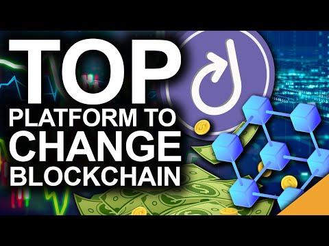 Top Polkadot Platform Takes Aim (WILL REVOLUTIONIZE Blockchain 2021) Фото 2