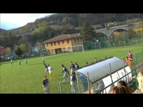 Preview video 16/11/2014  Vadese SoleLuna - Casalecchio 1-0