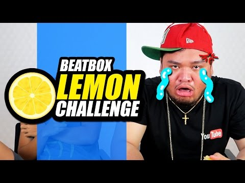 BEATBOX LEMON CHALLENGE ! | Head Ball Game