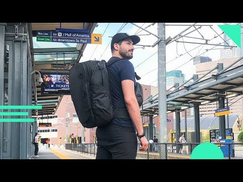 Peak Design Travel Backpack Review | 30-45L Pack Perfect For One Bag Travel